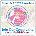 Proud Associate of NABBW – National Association of Baby Boomer Women