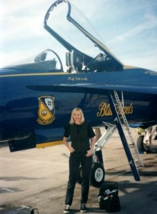 Martha Blue Angels